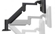 Braccio pneumatico per lcd monitor