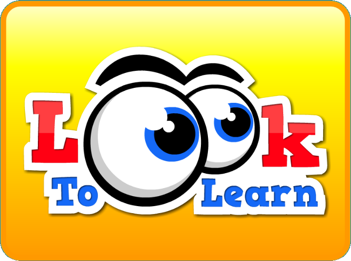 look-to-learn-logo-on-yellow